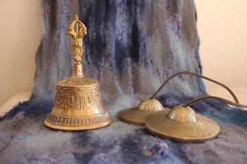 Tingsha-----Dorjé-&-Bell