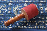 Mallet wood - leather extra large_