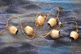 Bell string iron bells_