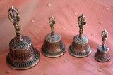 Dorjé en Bell small - 6 cm_