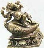 Ganesha small concha 2.4 cm