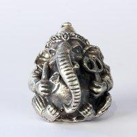 Ganesha round 2.5 cm