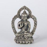 Buddha Amoghasiddhi 4,5 cm