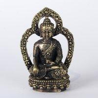 Buddha Akshobhya 4.5 cm