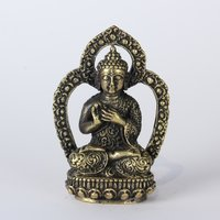 Buddha Vairochana 4,5 cm