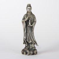 Kwan yin standing 6.7 cm