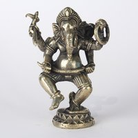 Ganesha dancing 6.2 cm