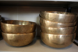 Singing Bowl Bengali diameter 27-30 cm