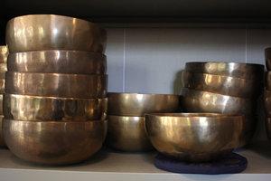 Singing Bowl Bengali diameter 23-26 cm