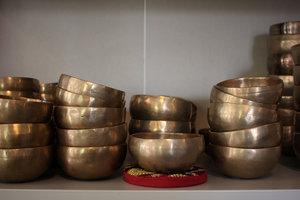 Singing Bowl Bengali diameter 10-12 cm