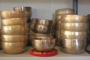 Singing Bowl Bengali diameter 13-15 cm