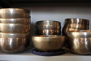Singing Bowl Bengali diameter 20-22 cm